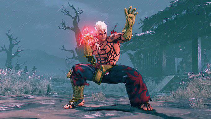 Screenshot de Street Fighter V: Arcade Edition