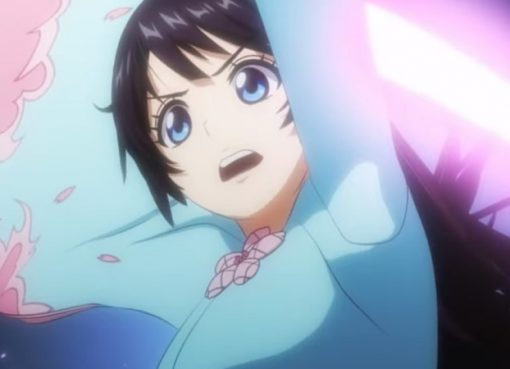 Captura de tela de Shin Sakura Wars the Animation