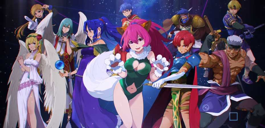 Arte de Star Ocean: First Departure R
