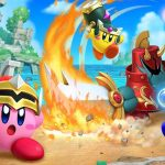 Arte de Super Kirby Clash