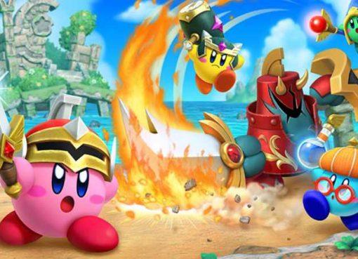 Arte de Super Kirby Clash