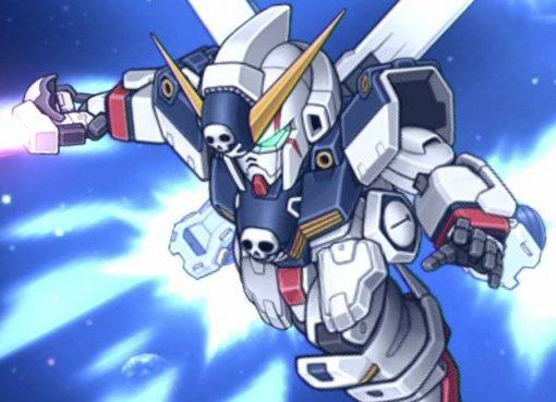 Screenshot de Super Robot Wars V