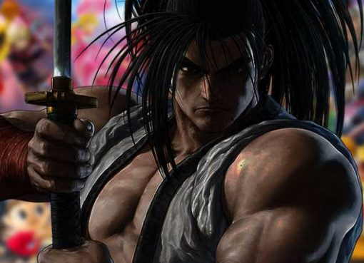 Imagem de Samurai Shodown e Super Smash Bros. Ultimate
