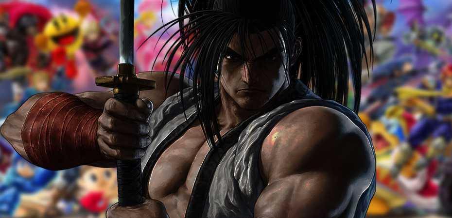 Imagem de Samurai Shodown e Super Smash Bros. Ultimate