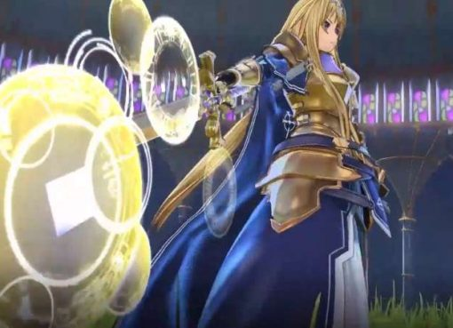 Screenshot de Sword Art Online: Alicization Lycoris
