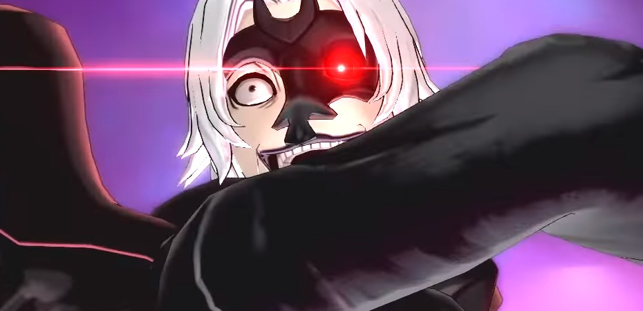 Screenshot de Tokyo Ghoul: re Call to Exist