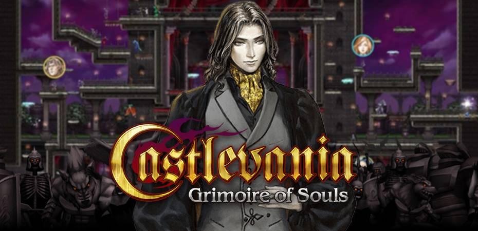 <i>Castlevania: Grimoire of Souls</i> recebe seu primeiro trailer em inglês