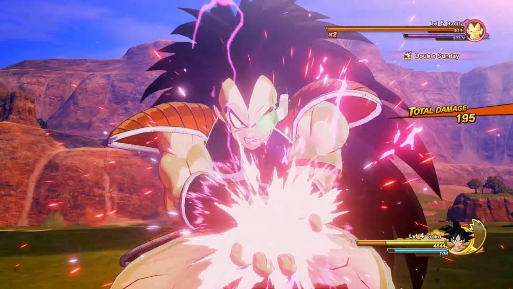 Screenshot de Dragon Ball Z: Kakarot