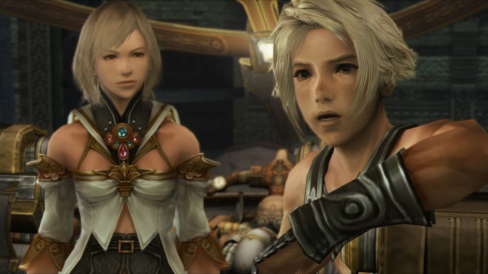 Screenshot de Final Fantasy XII: The Zodiac Age