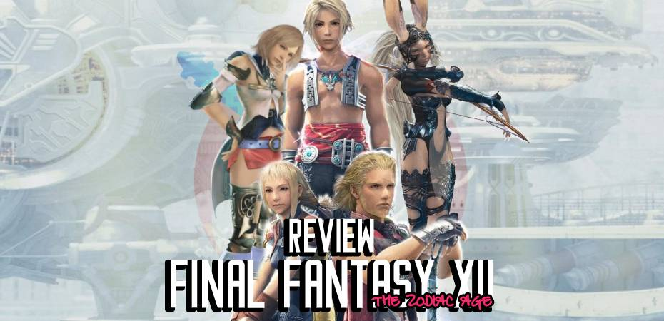 Review Final Fantasy XII