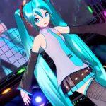 Screenshot de Hatsune Miku: Project Diva MegaMix