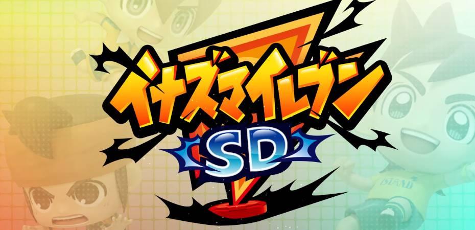Logotipo de Inazuma Eleven SD