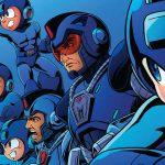 Arte de Mega Man