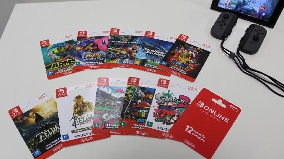 Nintendo-BGS-Cartões