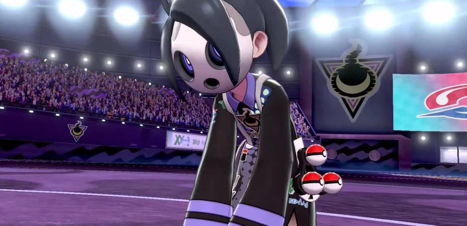 Screenshot de Pokémon Shield