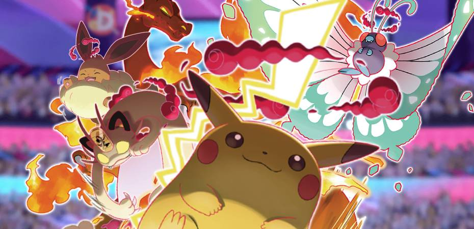 Arte de Pokémon Sword & Shield