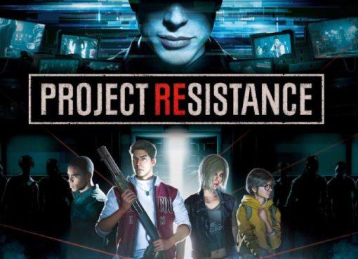 Imagem de Project Resistance