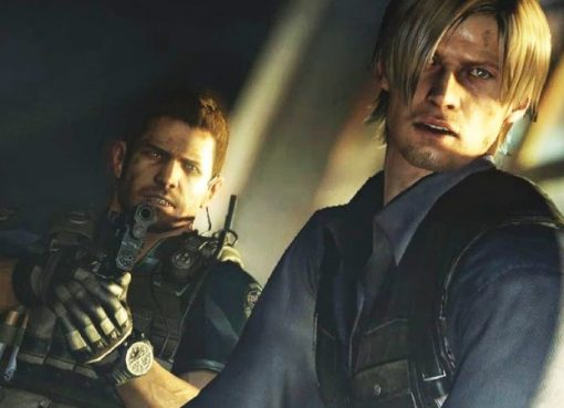 Screenshot de Resident Evil 6