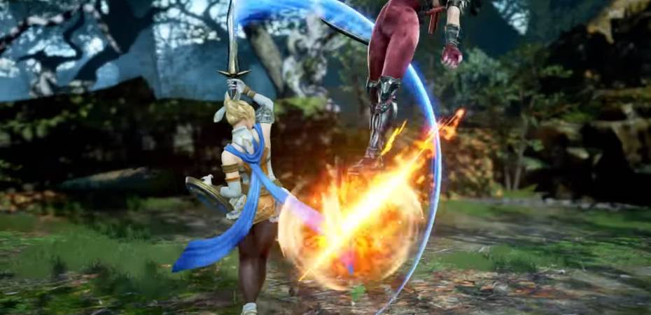 Screenshot de SoulCalibur VI