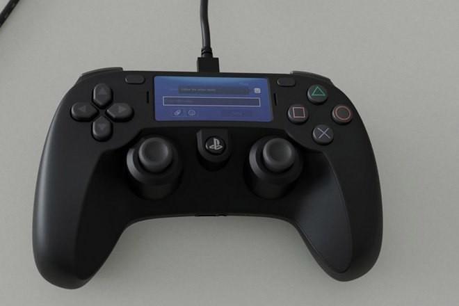 Suposta foto de protótipo de DualShock 5