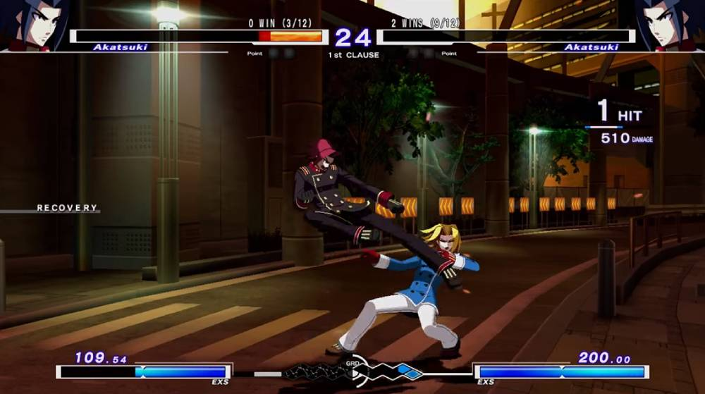 Screenshot de Under Night In-Birth Exe:Late[st]