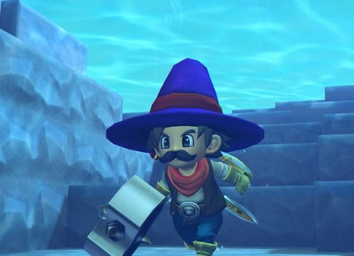 Screenshot de Dragon Quest Builders 2