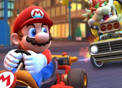 Screenshot de Mario Kart Tour