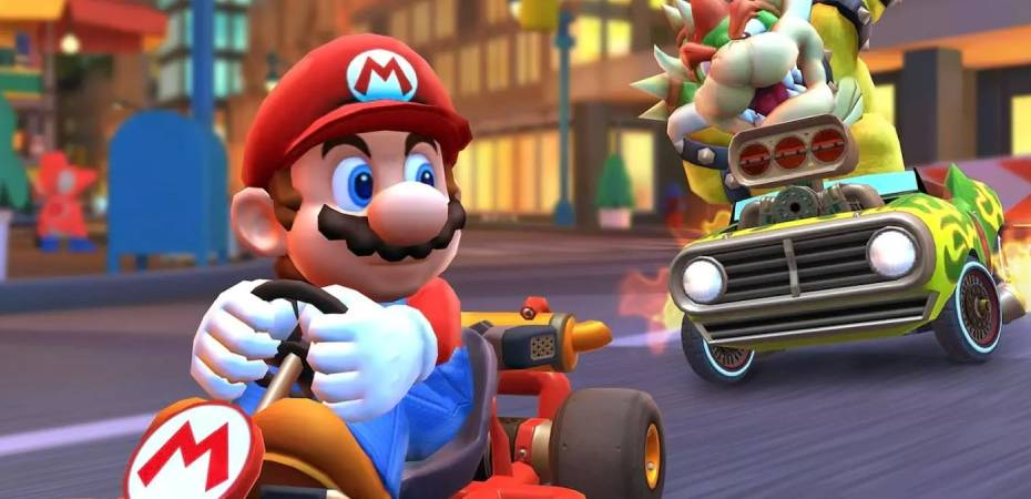 Screenshot de Mario Kart Tour