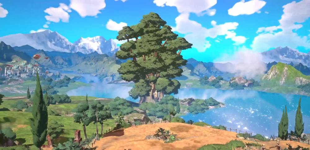 Screenshot de Ni no Kuni: Cross Worlds