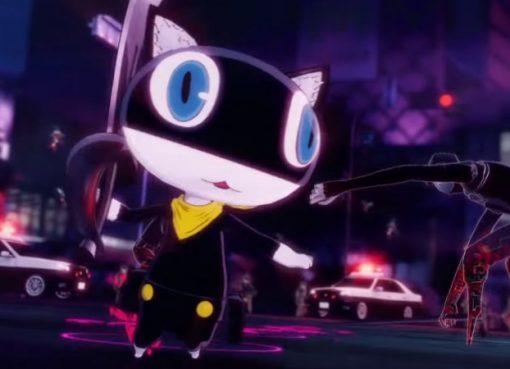 Screenshot de Persona 5 Scramble