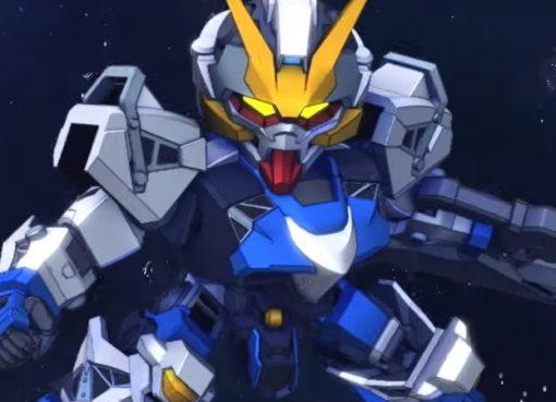 Screenshot de SD Gundam G Generation Cross Rays