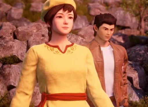 Screenshot de Shenmue III