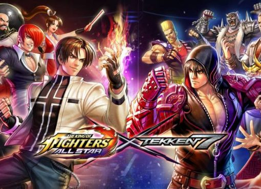 Arte de The King of Fighters All-Star