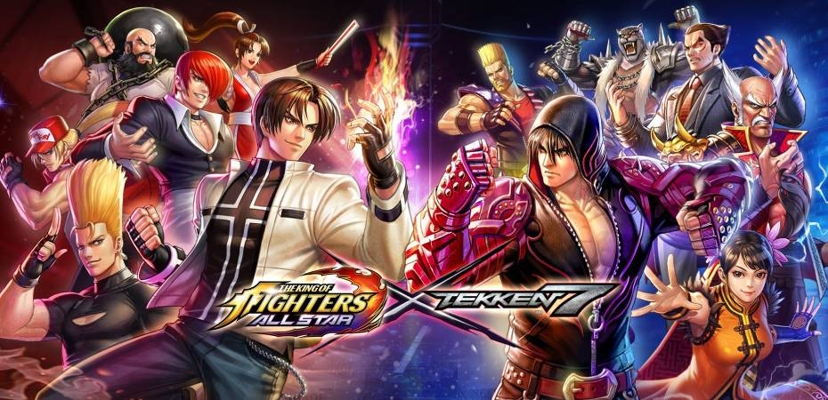 <i>The King of Fighters All-Star</i> adiciona colaboração com <i>Tekken 7</i>