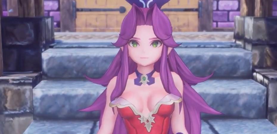 Screenshot de Trials of Mana