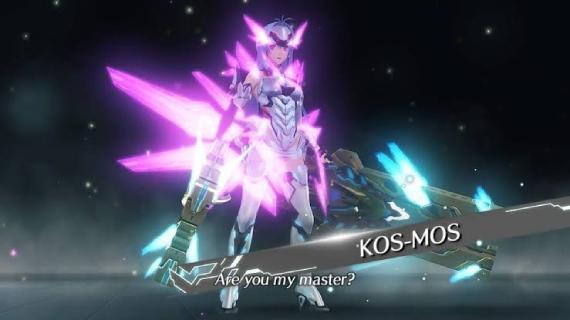 Kos-Mos-Blade