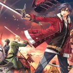 Arte de The Legend of Heroes: Trails of Cold Steel