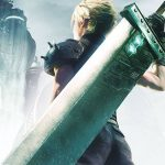 Capa de Final Fantasy VII Remake