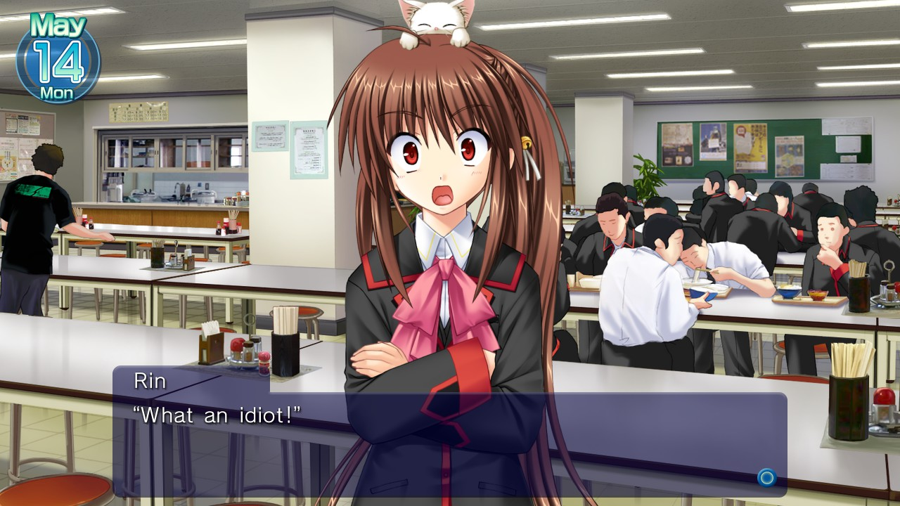 Little Busters! Rin