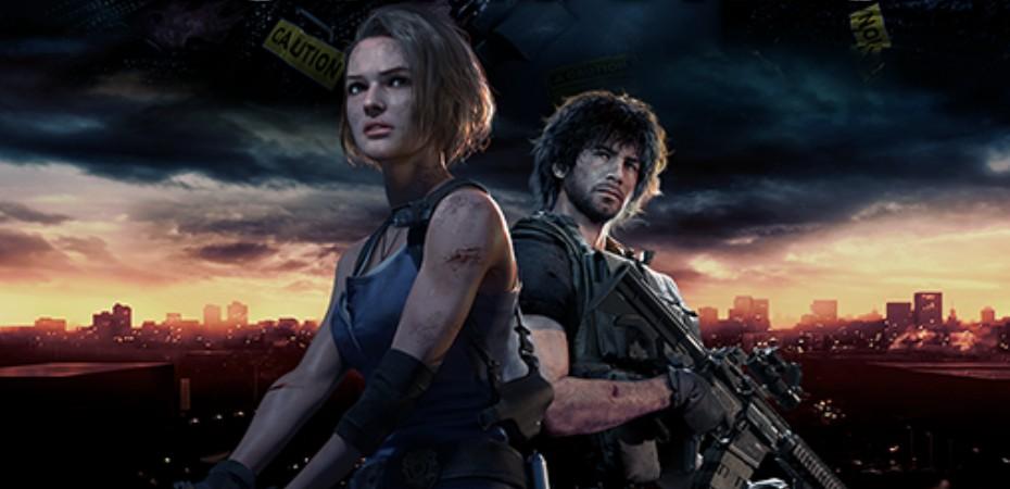 Capa de Resident Evil 3