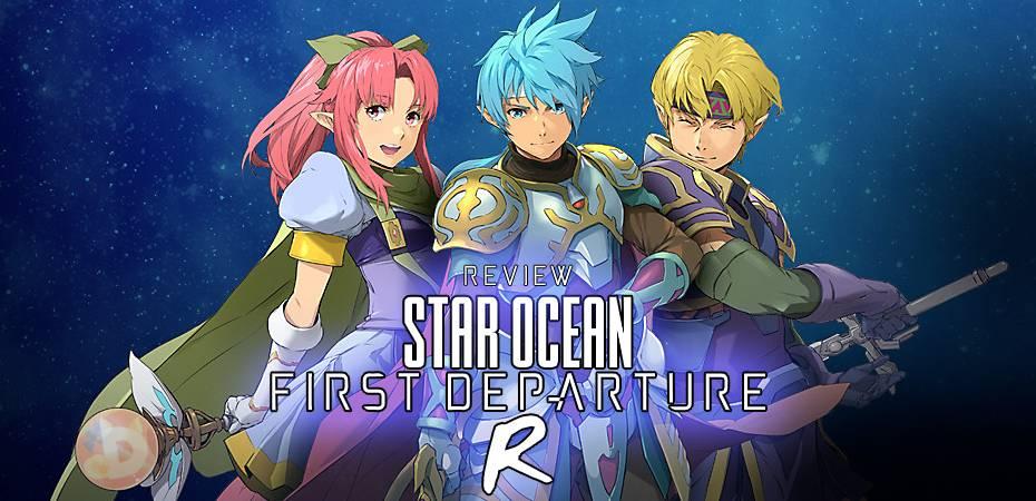 <i>Star Ocean: First Departure R</i> | Uma jornada pelo tempo e espaço