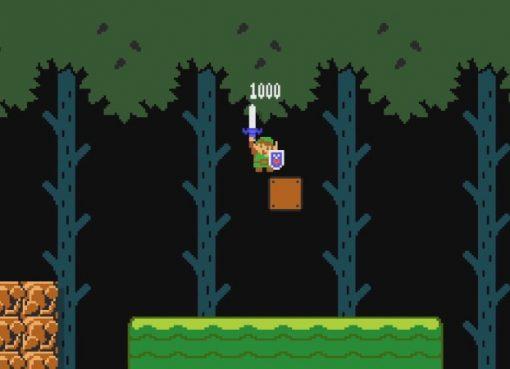 Screenshot de Super Mario Maker 2