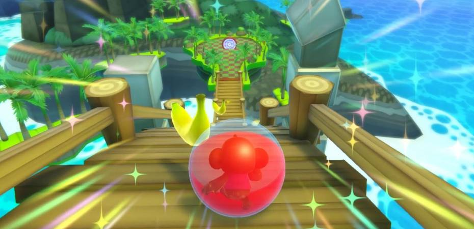 Screenshot de Super Monkey Ball: Banana Blitz HD
