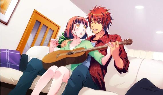 Utano-Prince-Sama-guitar