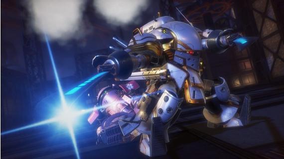 Sakura-Wars-Robot