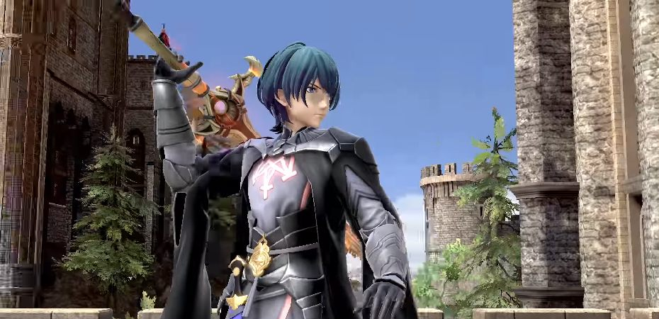 Super Smash Bros. Ultimate Byleth