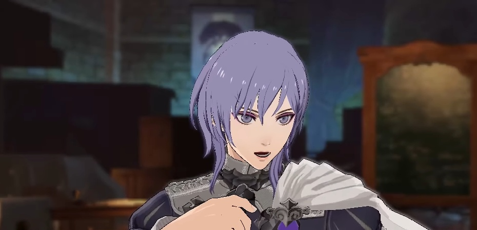 Fire Emblem: Three Houses Yuri