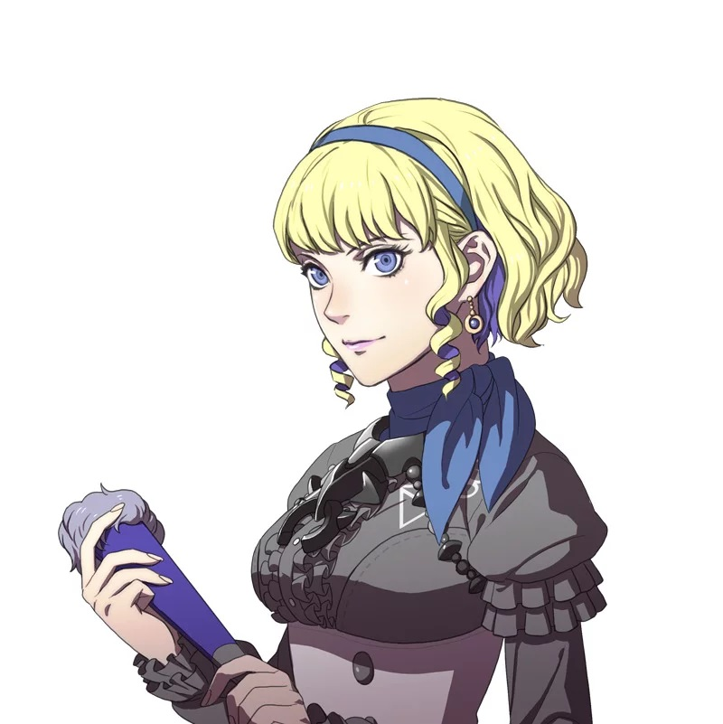 Fire Emblem: Three Houses Constance