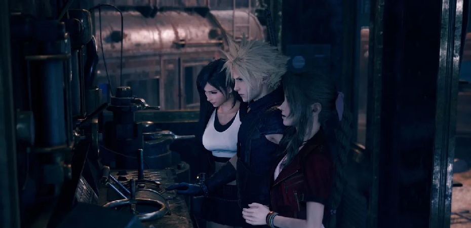 <i>Final Fantasy VII Remake</i> é adiado para abril de 2020