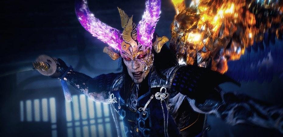 <i>Nioh 2</i> lança novo trailer e anuncia DLCs com três segmentos de história